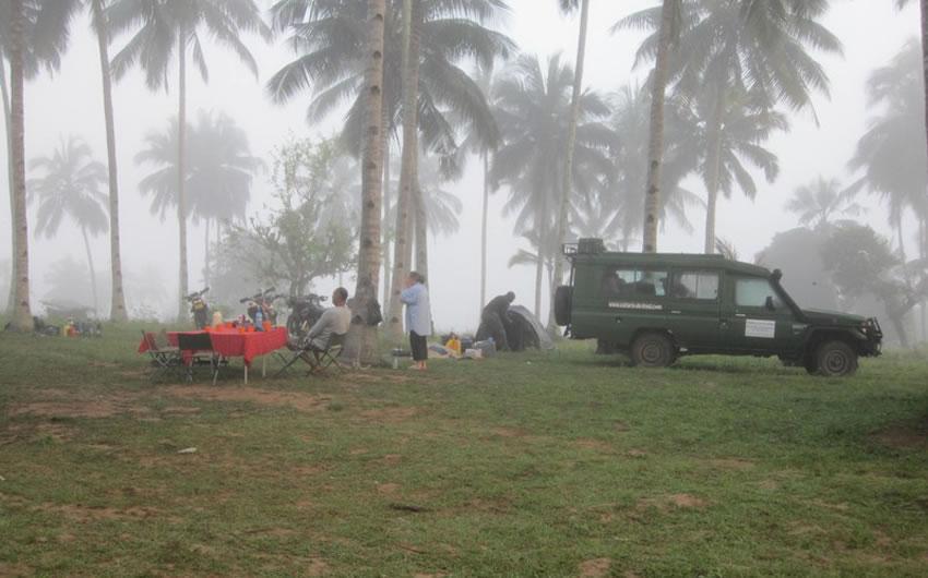 campement safari moto kenya tanzanie