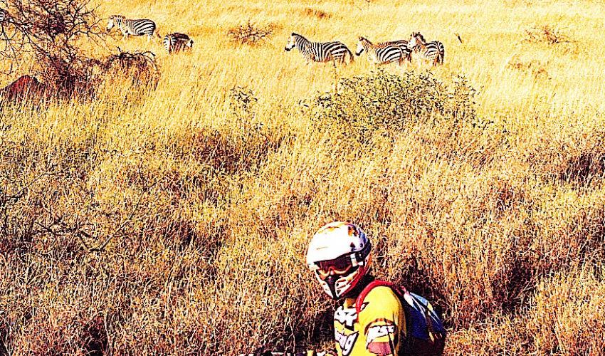 Dual Sport Dirt Bike Tour in South Kenya – Xmas 2015
