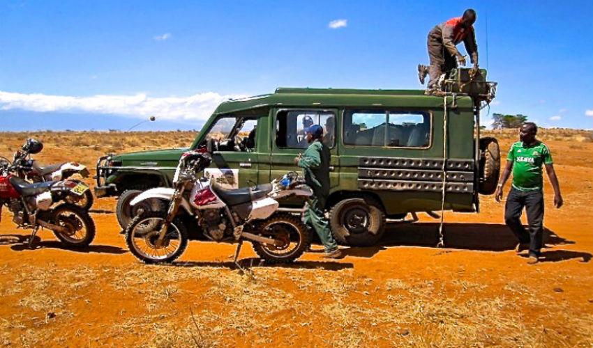 Safaris de fred, safaris au kenya et en tanzanie