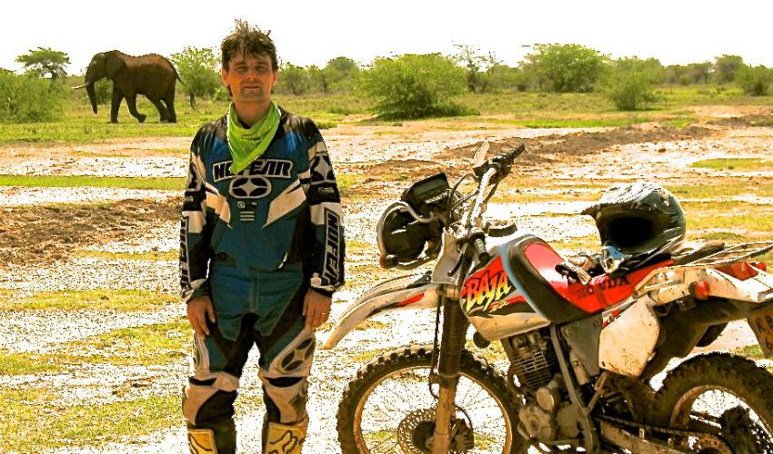 Motorbike Safari Organizer in East Africa