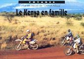 Family motorbike trip Kenya