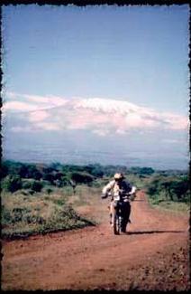 Kenya trail rider trip
