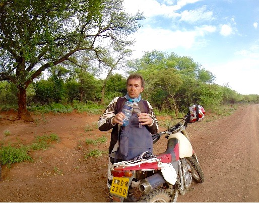Motorbike tour Northern Kenya