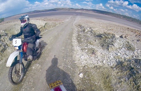Motorcycle tour kenya november 2016