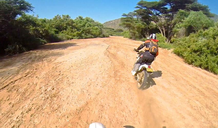 Northern Kenya Tour - Samburu - Off Road, Dual Sport Motorbike Tours in Africa - Kenya, Ethiopia, Tanzania (East Africa)