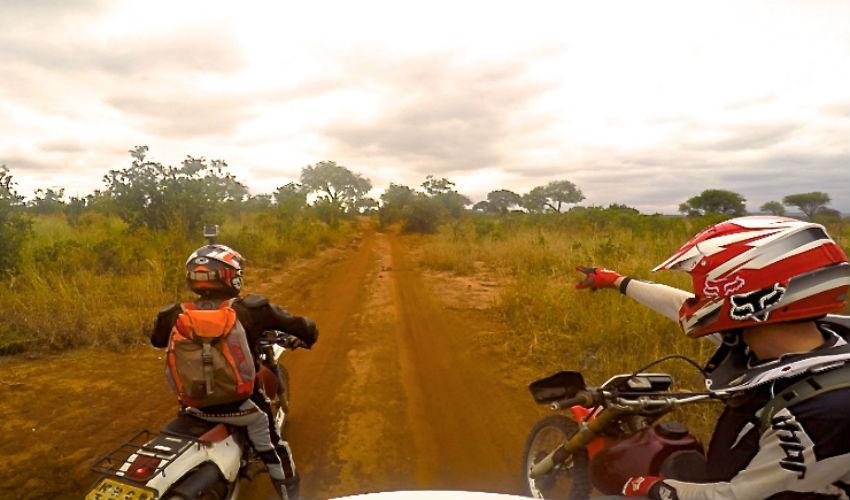 Tanzania Motorcycle Tour Tarangire
