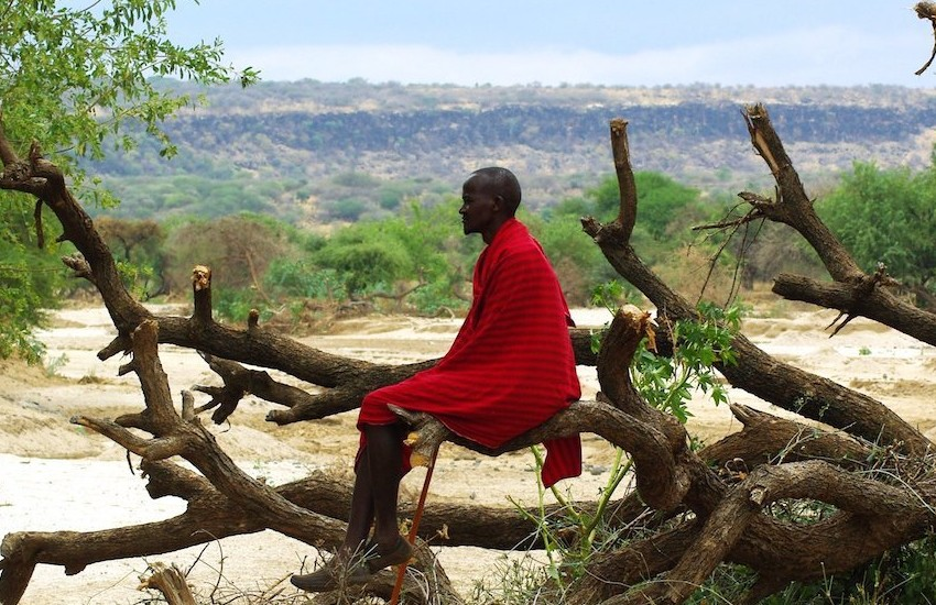 Southern Kenya Tour - Masai - Off Road, Dual Sport Motorbike Tours in Africa - Kenya, Ethiopia, Tanzania (East Africa)