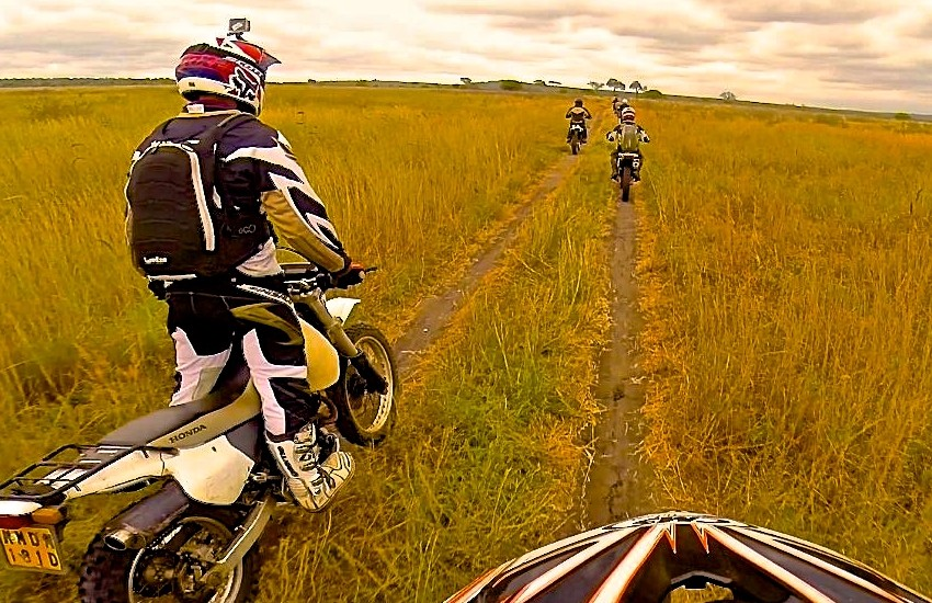 Northern Tanzania - Off Road, Dual Sport Motorbike Tours in Africa - Kenya, Ethiopia, Tanzania (East Africa)