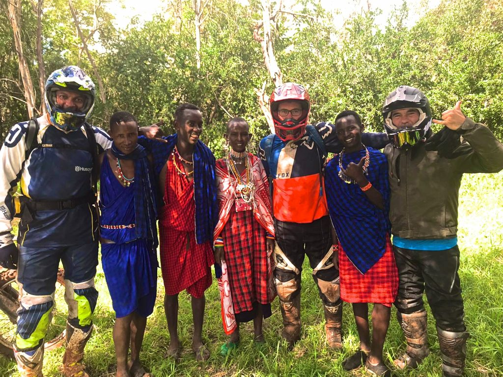 Off-road dual sport motorbike tours in Africa